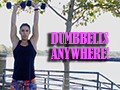 5 Dumbbell Exercises You can do anywhere!